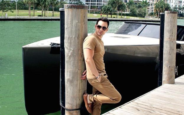Michael Mally Boat